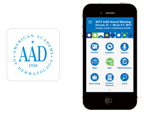 Meeting mobile app | American Academy of Dermatology