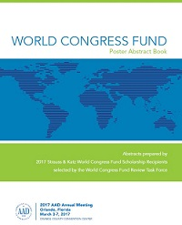 2017 World Congress Abstracts_Cover