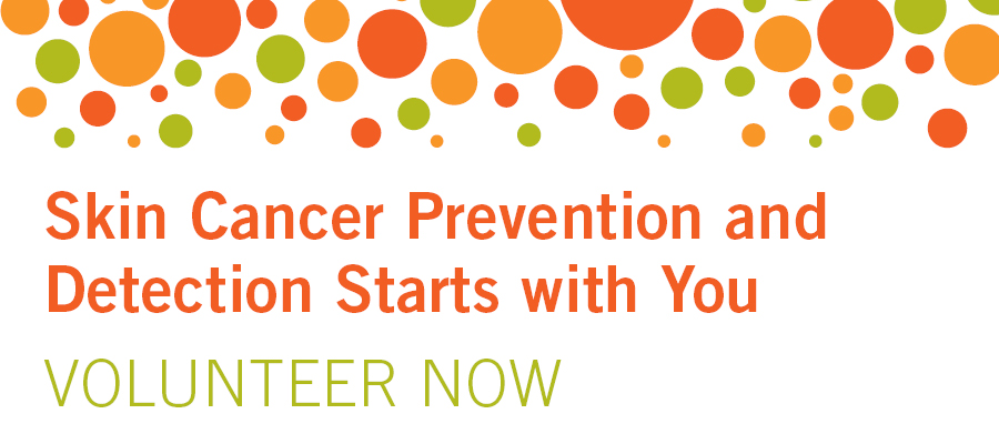 Skin cancer screening banner
