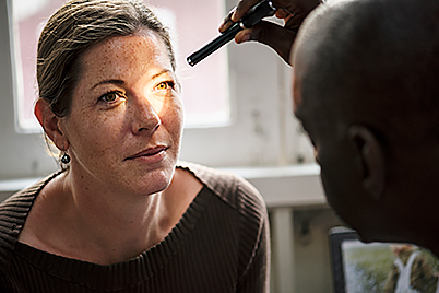 Adults with eczema should watch for eye problems | American Academy
