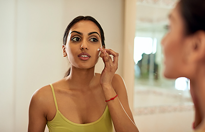 Skin lightener containing mercury can cause serious health